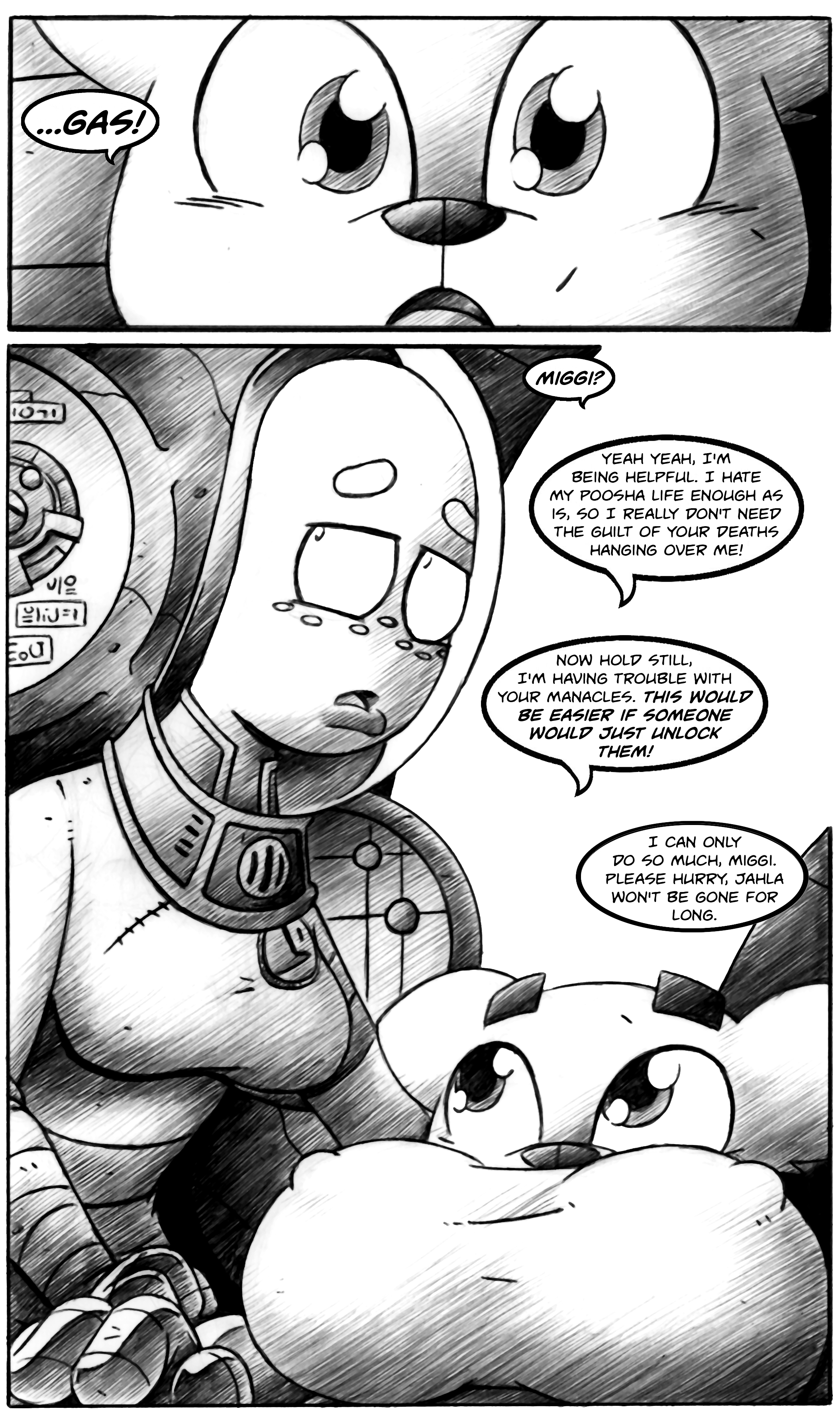 Waypoint: Chapter 3, Page 84